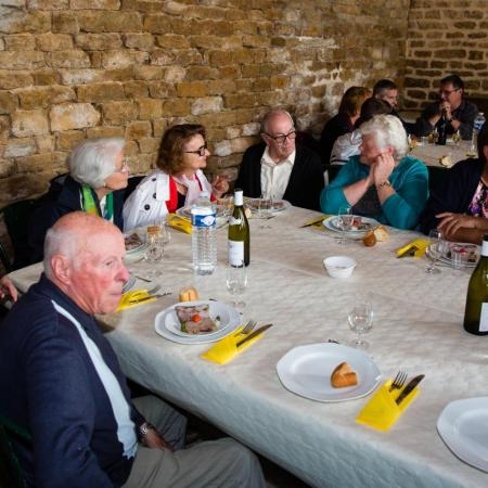 Les Amis de Châteauneuf - Repas des Bénévoles_18