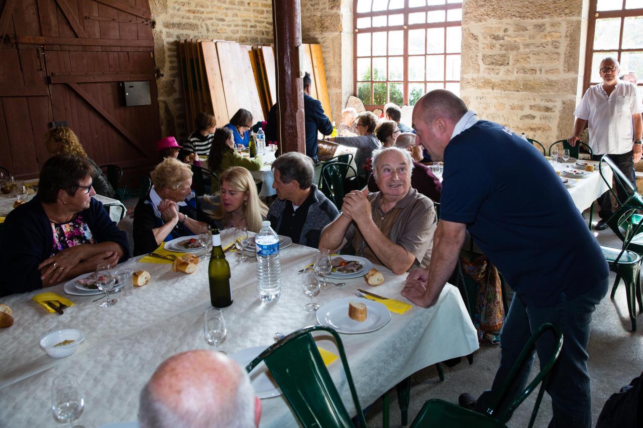 Les Amis de Châteauneuf - Repas des Bénévoles 2015_19