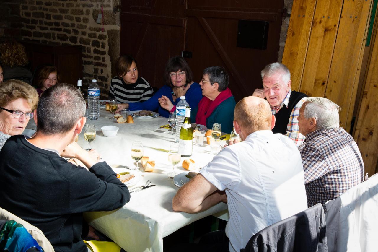 Les Amis de Châteauneuf - Repas des Bénévoles 2015_22