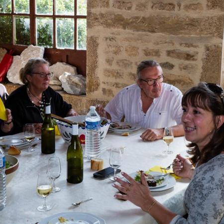 Les Amis de Châteauneuf - Repas des Bénévoles 2015_27