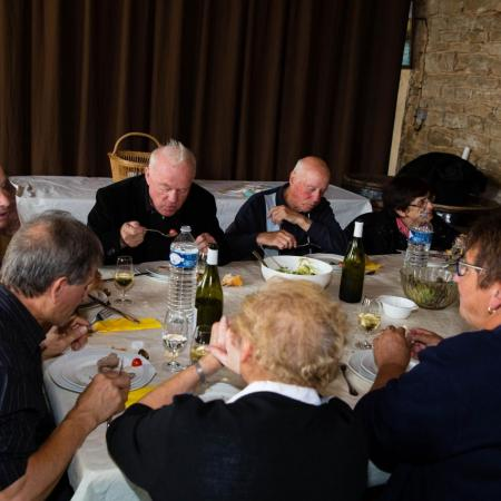 Les Amis de Châteauneuf - Repas des Bénévoles 2015_34