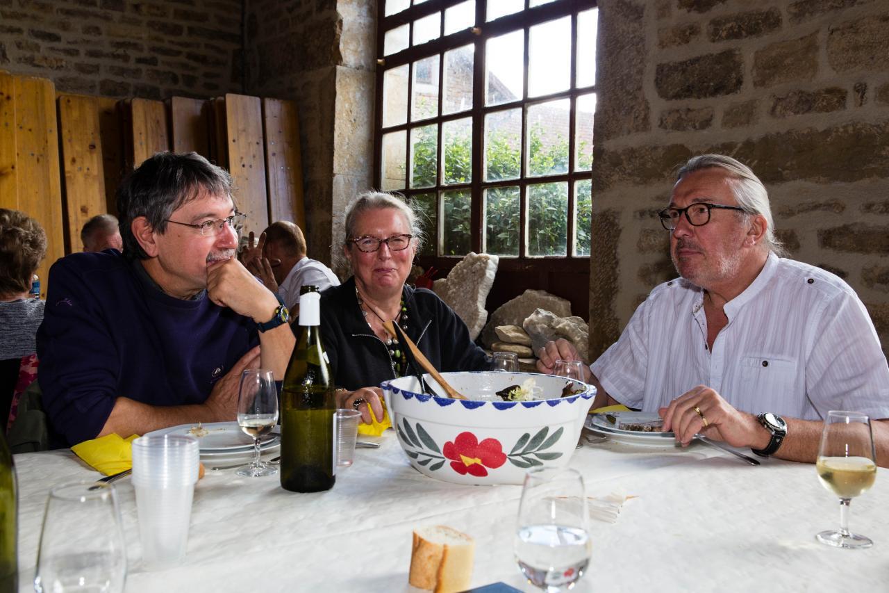 Les Amis de Châteauneuf - Repas des Bénévoles 2015_39