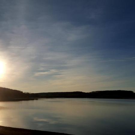 25 décembre après-midi, autour du Lac de Panthier