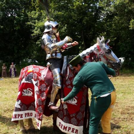 Les XIIIèmes Médiévales de Châteauneuf, 23 & 24 juillet 2016