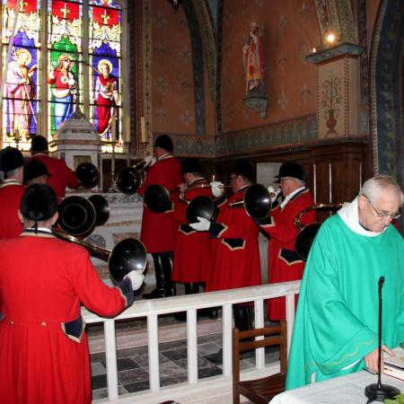 Fête de la Saint-Hubert 2016