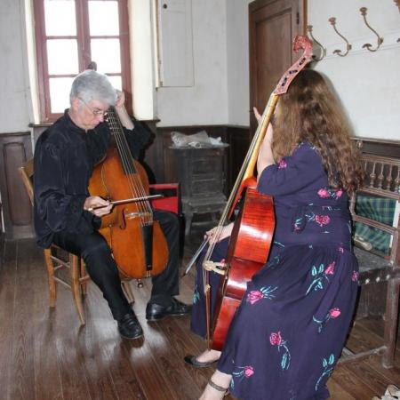 Jonathan Dunford et Sylvia Abramowicz