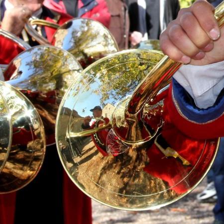 Fête de la Saint-Hubert. Dimanche 4 octobre 2015