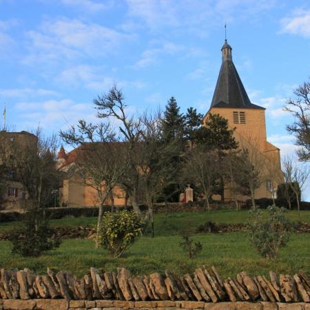 23 décembre, l'église Saint-Jacques et Saint-Philippe