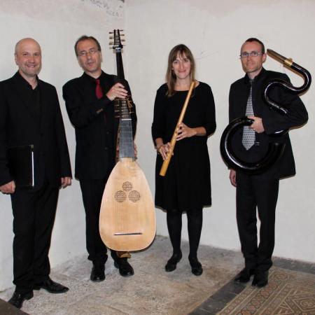 Les Musicales de Châteauneuf - 20 août 2016 - L'ensemble LES MESLANGES