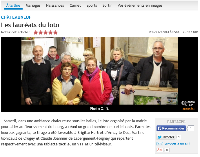 2014 11 29 loto chateauneuf