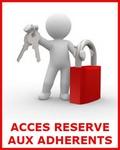 Espace Adhérents (accès réservé)