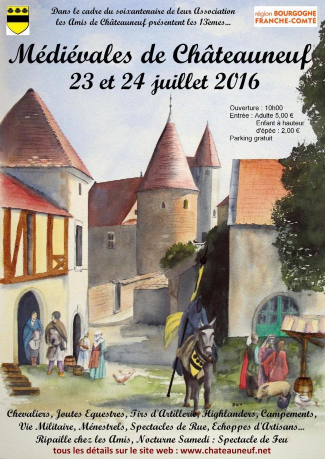 Affiche medievales 2016 auxois morvan mag v4 300dpi 1
