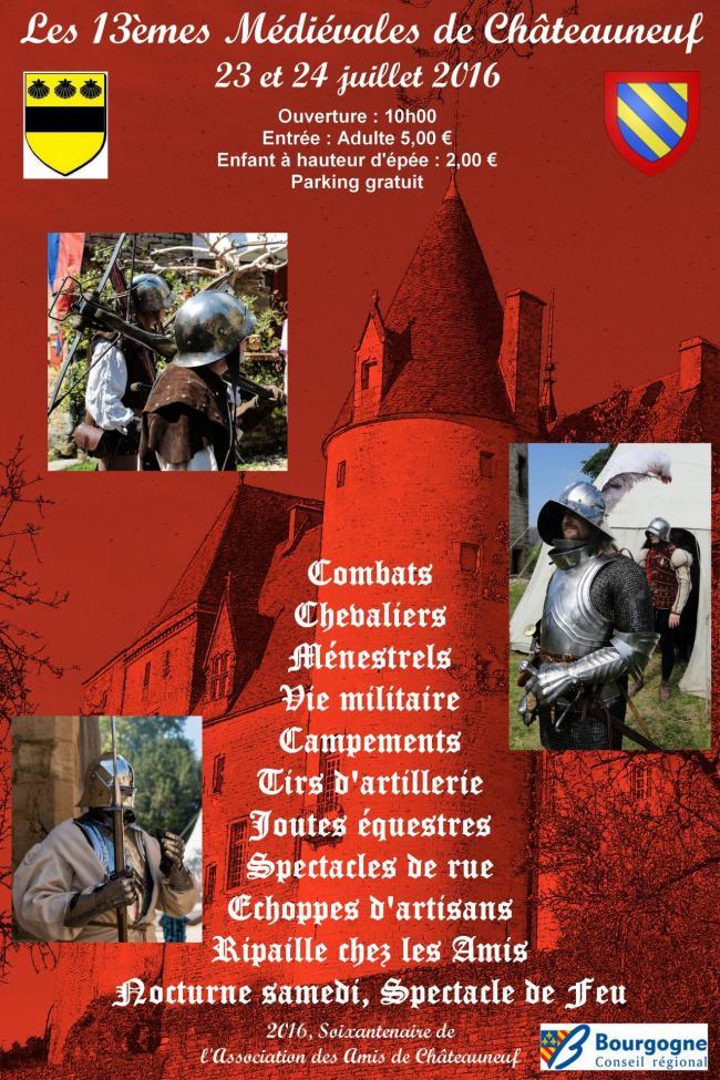 Affiche medievales 2016 projet 06 ter