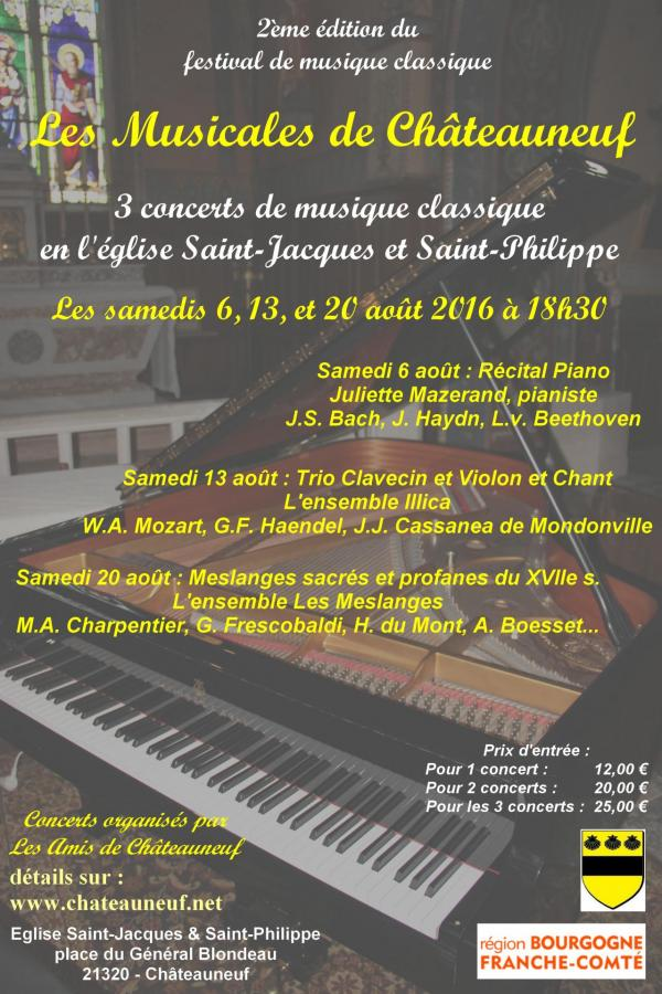 Affiche musicales chateauneuf 2016 vers site mus