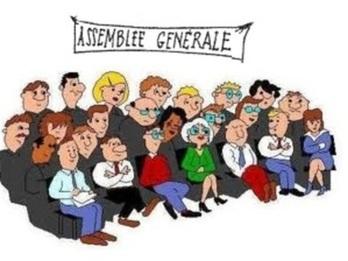 Assemblee generale dessin