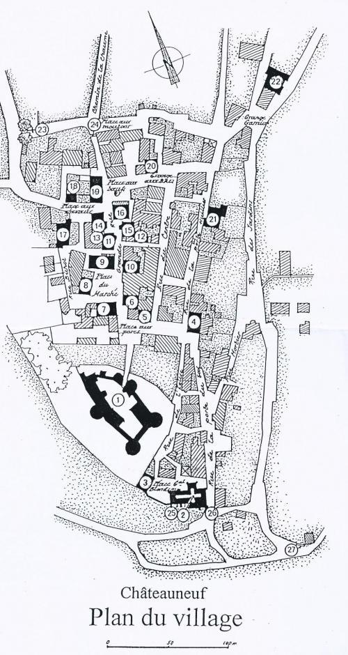 Plan du village 02